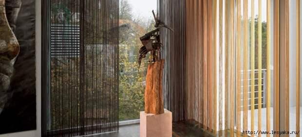 Нитяные шторы: преимущества и рекомендации по использованию