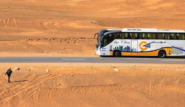 «Вокруг была полиция, дети плакали»: туристы жалуются на трансфер в Египте