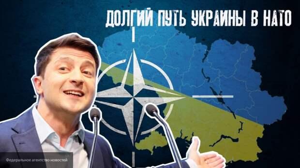 Украину предупредили о горькой судьбе после вступления в НАТО