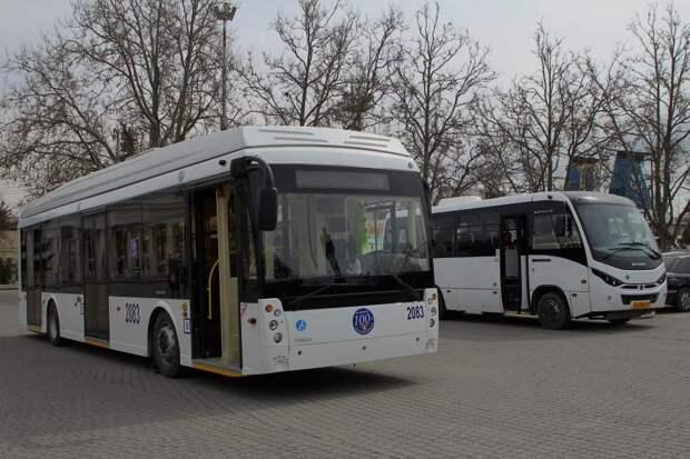 Анализ системы пассажирского транспорта в Севастополе оценили в 14 млн