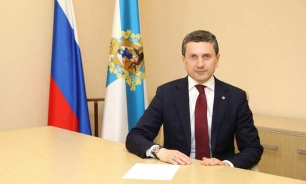 Министром труда, занятости и социального развития Архангельской области стал Сергей Свиридов