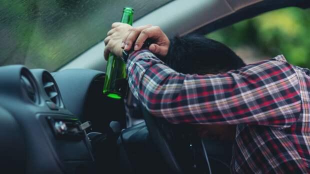 Наказание за вождение в пьяном состоянии могут ужесточить