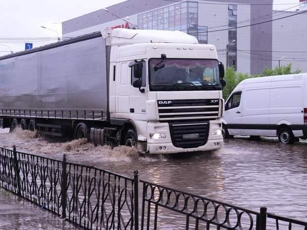 В Забайкалье 14 мая ожидается дождь и мокрый снег