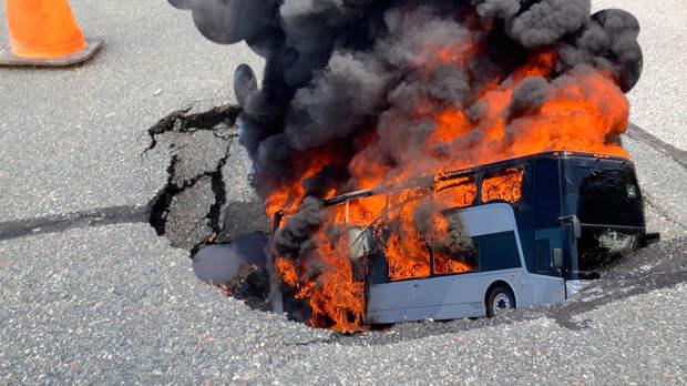 Новости среды вРостове оразбитых дорогах игорящих автобусах