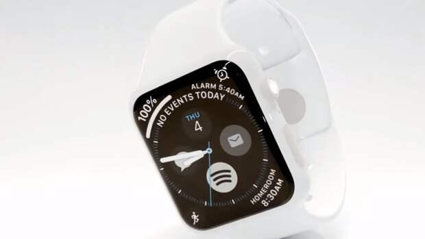 Новые данные об Apple Watch Series 7 просочились в Сеть