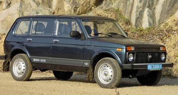 АвтоВАЗ: пятидверную Lada Niva Legend не собираются снимать с конвейера