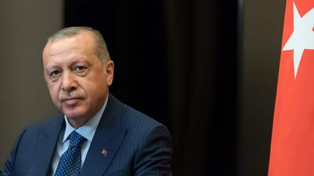 Эрдоган сообщил об успешном испытании противокорабельной ракеты