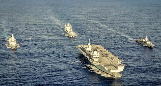 """Учения """"Си Бриз"""" и российский ответ. После провокаций у наших границ, российские ВКС репертируют борьбу с корабельными группами"""
