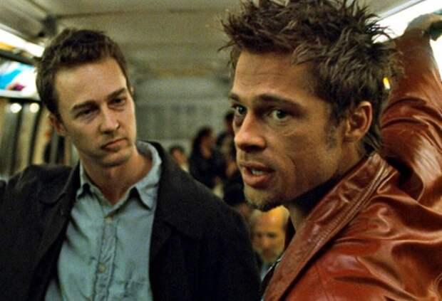 Кадр из фильма *Бойцовский клуб*, 1999   Фото: wjlondon.com