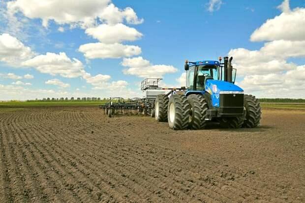 Новосибирские аграрии побили прошлогодний рекорд по темпам приобретения новой сельхозтехники