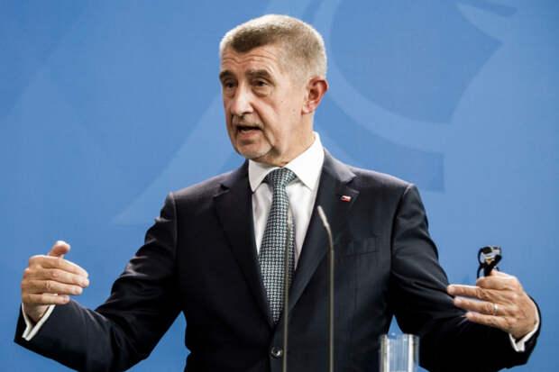 Чехия призывает ЕС выслать дипломатов РФ