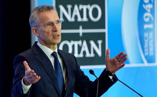 Генсек НАТО: санкции против РФ должны продолжаться