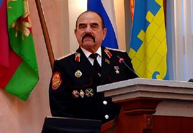 Атаман Иван Безуглый: мы никому не позволим разрушить нашу страну!