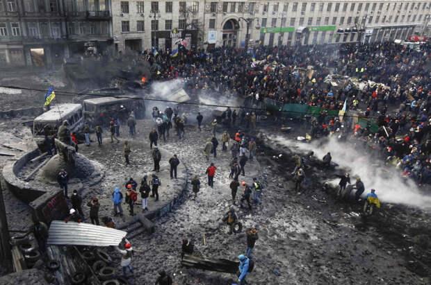 Постпредство России при ООН опубликовало документы о Евромайдане