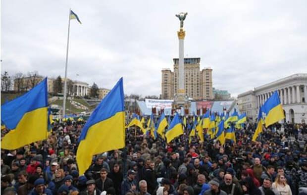 Украине предрекли новый майдан в 2022 году