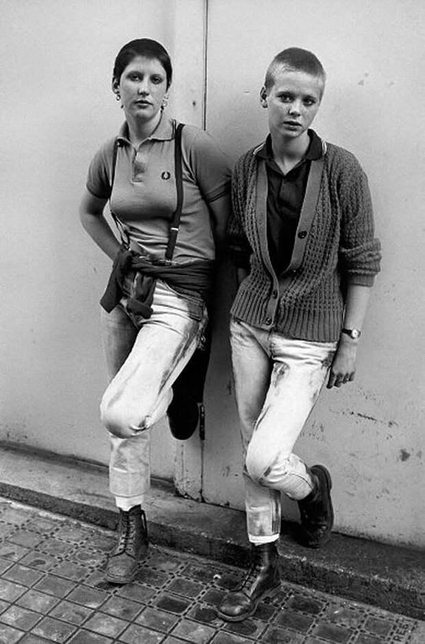 Лондонский молодняк 70-х и 80-х