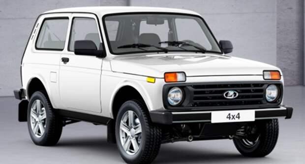 Концерн АвтоВАЗ в мае повысил стоимость внедорожника Lada Niva второй раз за год