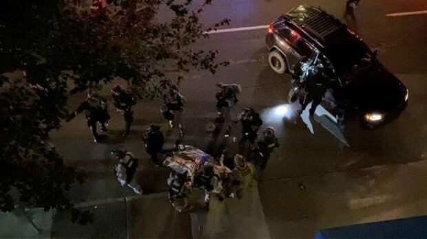 Трамп призвал ввести Нацгвардию в Портленд из-за беспорядков