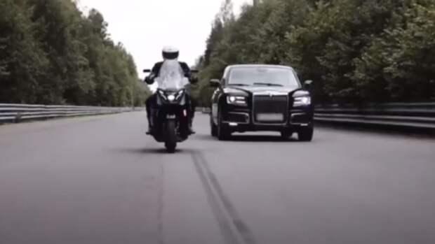 Под Тверью водитель ВАЗа сбил мотоциклиста и скрылся в неизвестном направлении