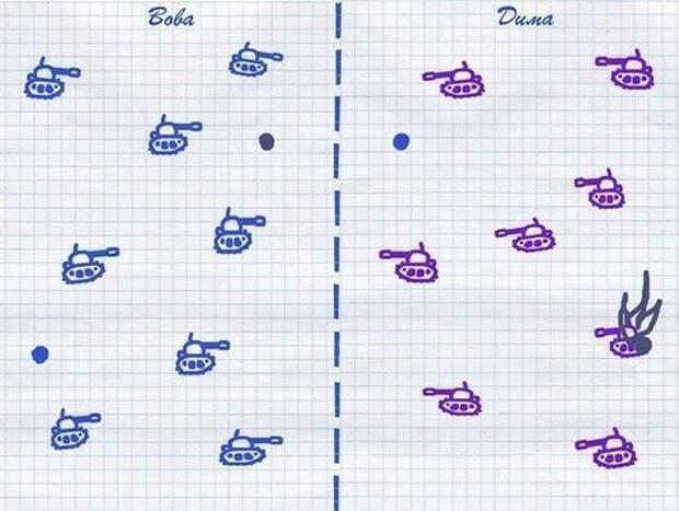 World of Tanks нашего детства. Играли?