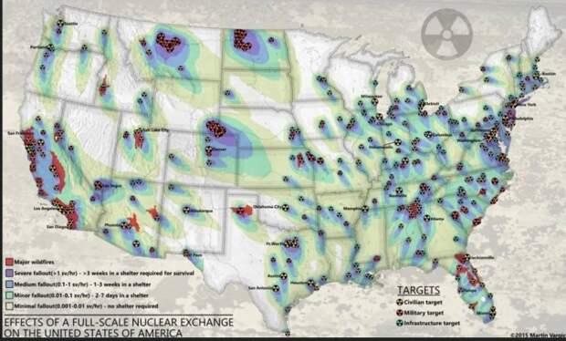 Ядерная иллюзия. «Застеклить» противника не получится