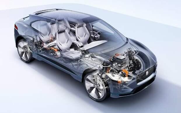 C немецким акцентом: сборку кроссовера Jaguar I-Pace наладят в Австрии