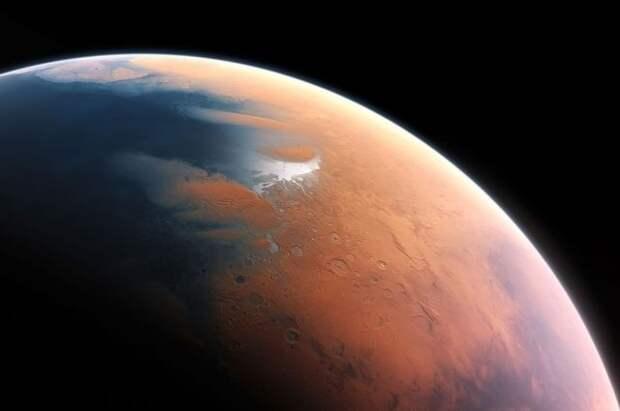 Китайский аппарат приступил к исследованиям Марса