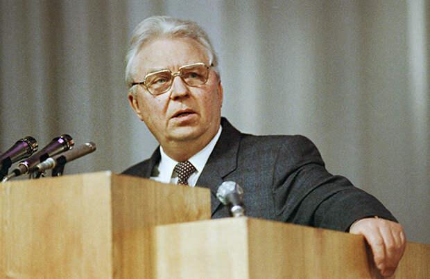 Секретарь ЦК КПСС Лигачев — как символ уходящей эпохи