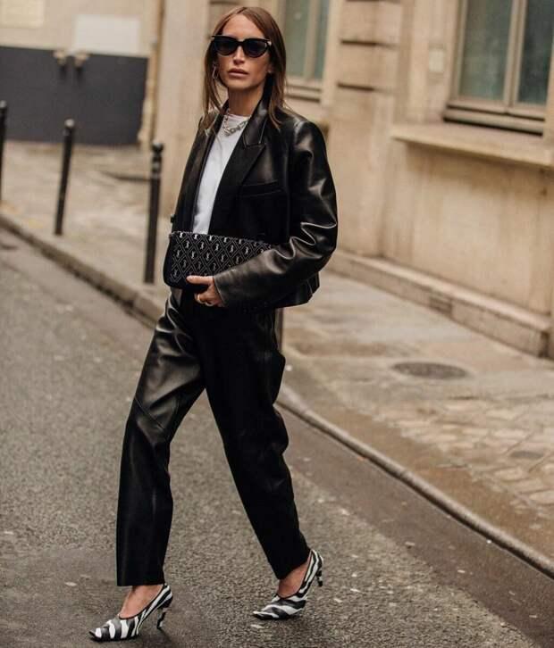 Последние модные образы лучших street style-блогеров
