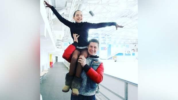 Хореограф группы Тутберидзе Железняков ответил олимпийской чемпионке Баюл на обвинение Загитовой в плагиате