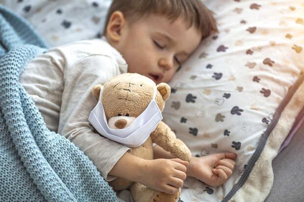 «Британский» штамм коронавируса представляет угрозу для детей