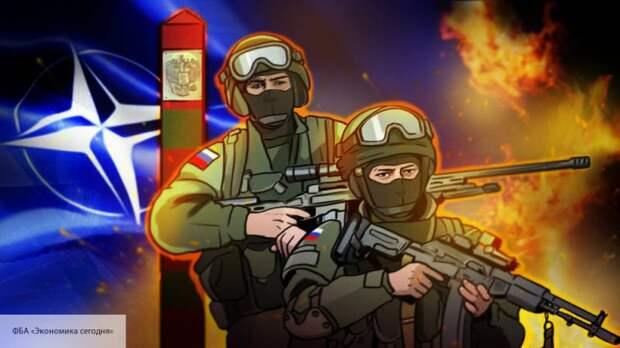 19FortyFive: Россия отодвигает НАТО на запад