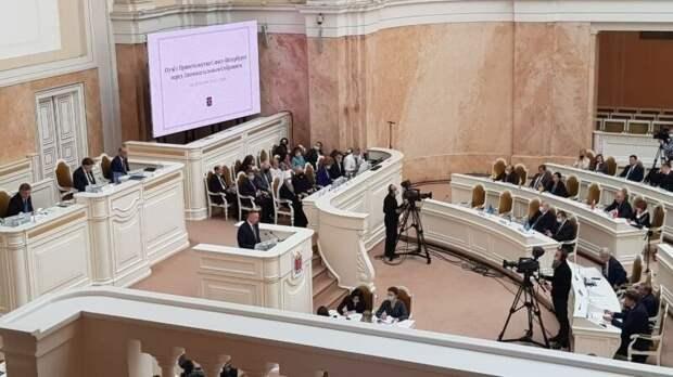В ЗакСе поддержали идею Беглова о цифровизации медицины Петербурга