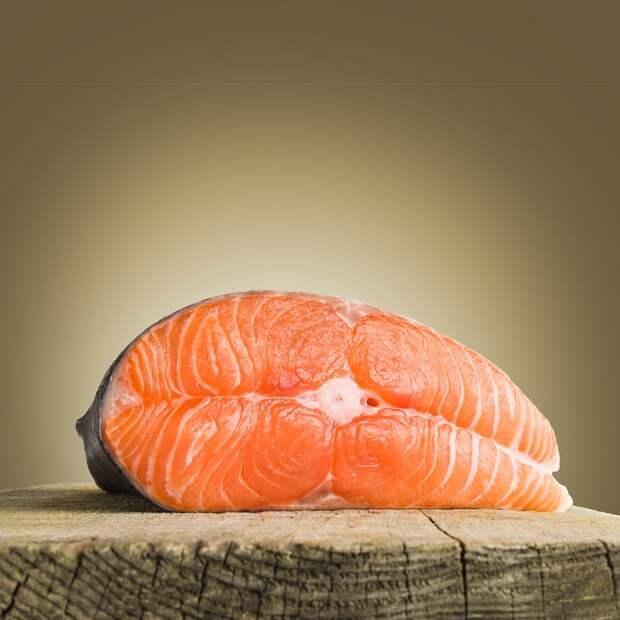 хребты лосося засолить