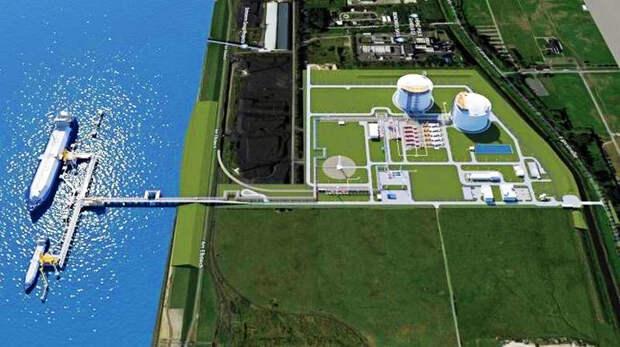 Подстава от ФРГ: немцы будут закупать СПГ США вне газовой директивы ЕС