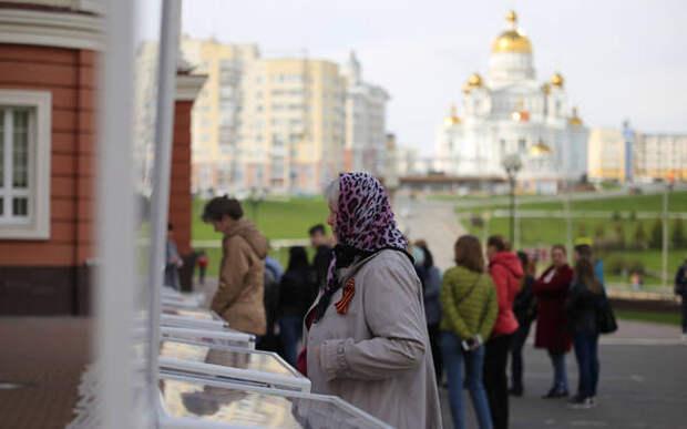 В Мордовии развернулся праздничный плацдарм