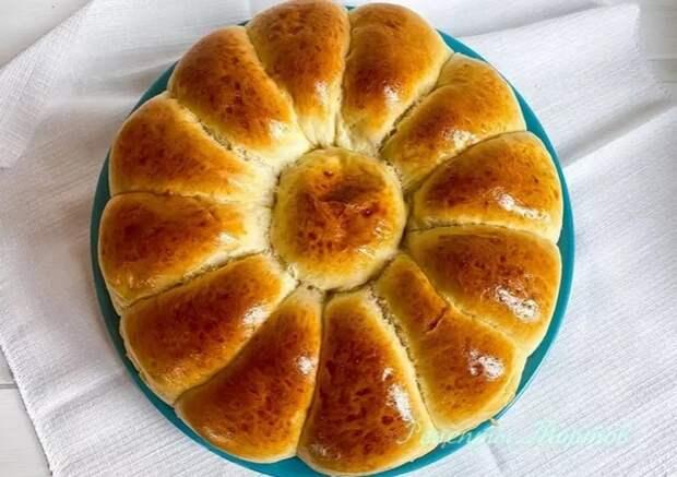 Деревенский пирог с ЯБЛOКАМИ