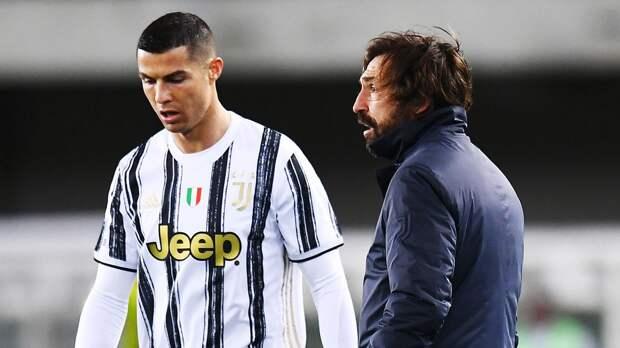 Пирло после разгромного поражения от «Милана»: «Я не думаю об отставке»