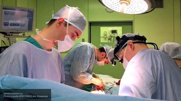 Сроки завершения разработки законопроекта о донорстве органов установили в Совфеде