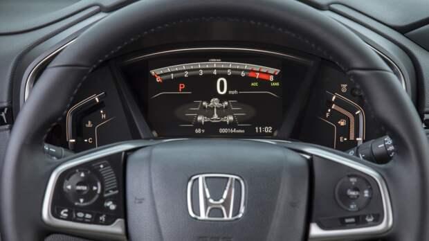 Honda показала новый гибридный кроссовер HR-V 2021 для европейского рынка