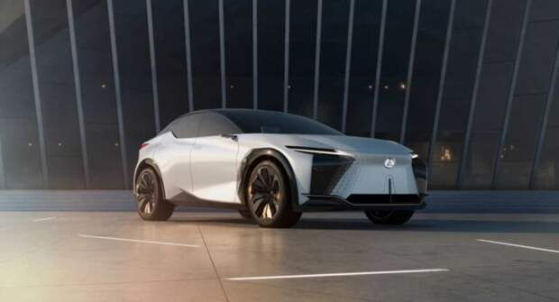 Lexus выпустит до 2022 года 2 новых автомобиля