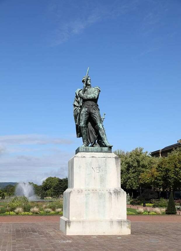 «Храбрейший их храбрых». Маршал Ней после битвы при Ватерлоо