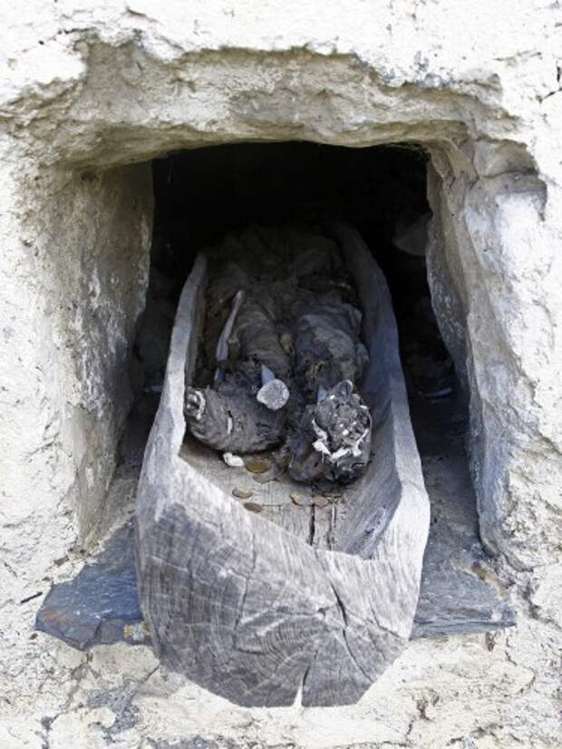 Как вДаргавском ущелье появился «Город мертвых», куда всумерках неходят самые отважные