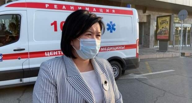 ВКиргизии продолжают лечение 57 пострадавших вконфликте награнице