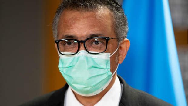 ВОЗ заявила, что мировая заболеваемость и смертность от COVID-19 вышли на плато