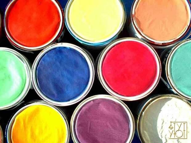 Как подобрать латексную краску. Советы специалиста