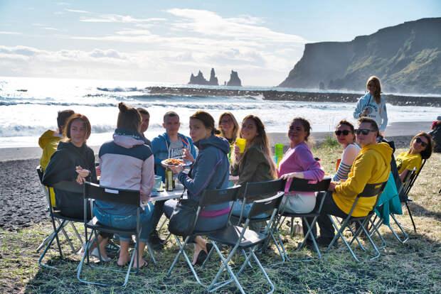 Исландия в трейлере: от первого лица