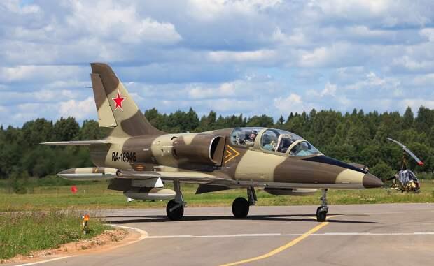 Як-130 усилит подготовку пилотов Версия для печати Обсудить на форуме