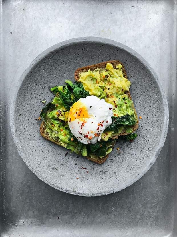Успеть за 15 минут: идеи вкусных, быстрых и полезных завтраков на каждый день
