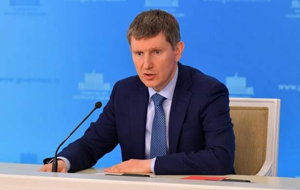 Министр экономического развития РФ Максим Решетников  Александр Астафьев/POOL/ТАСС